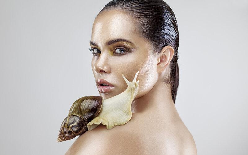 Равлики-ахатини: делікатес для вашого обличчя!