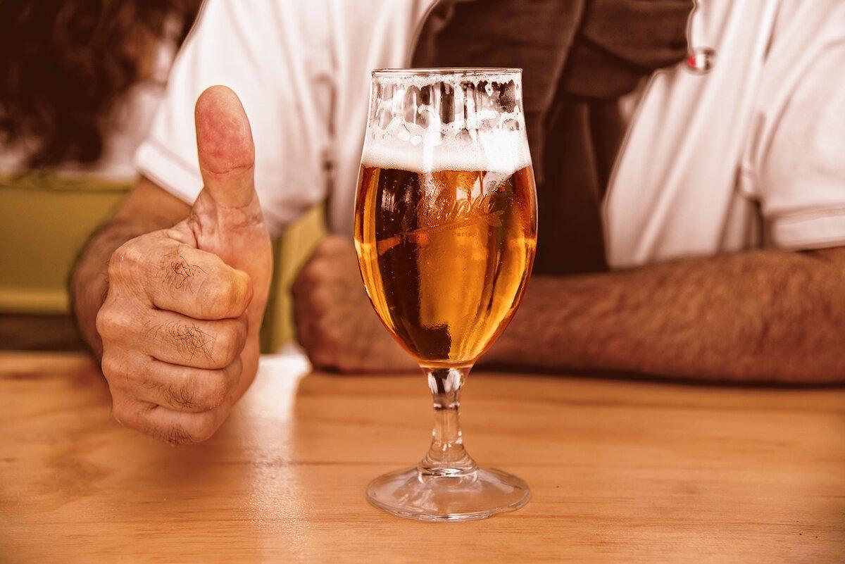 Я лікувала застуду пивом