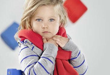 Ангіна у дитини: як лікувати?