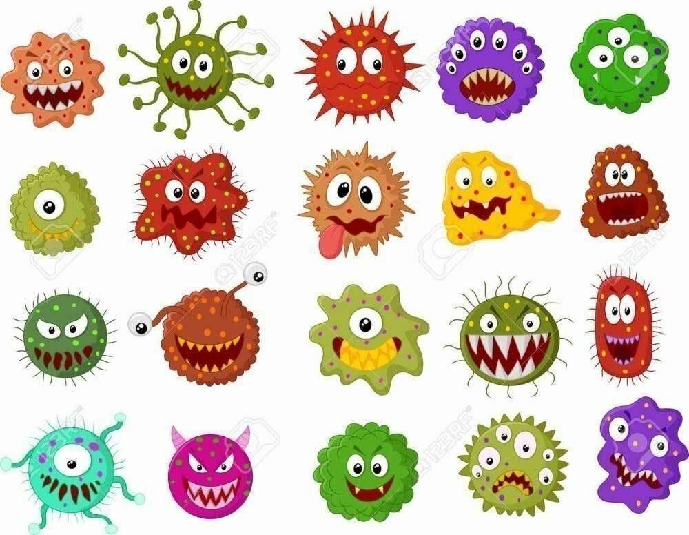 Мікроби, які живуть у горлі