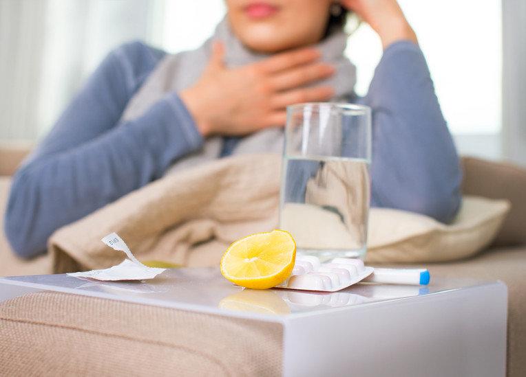 Болить горло: що робити?