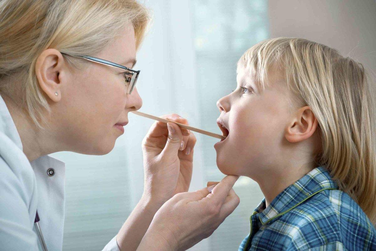 Забрус при аденоїдах у дітей