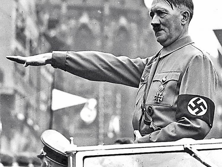 Якщо б не євреї, Гітлера і нацистів вже б реабілітували