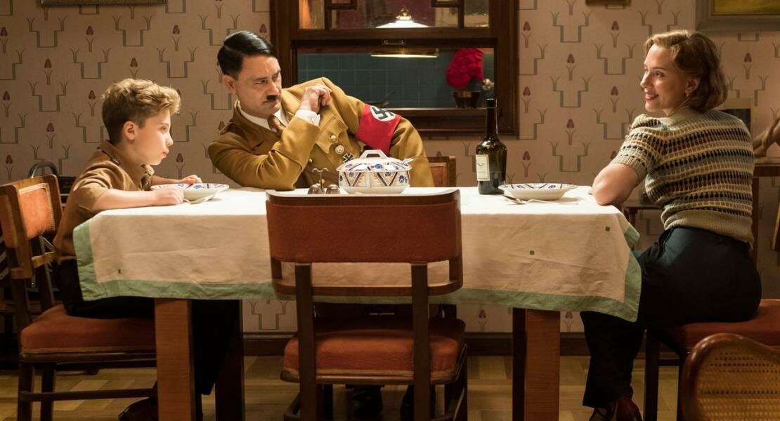 Навіщо знімають фільм про Гітлера «Кролик ДжоДжо»