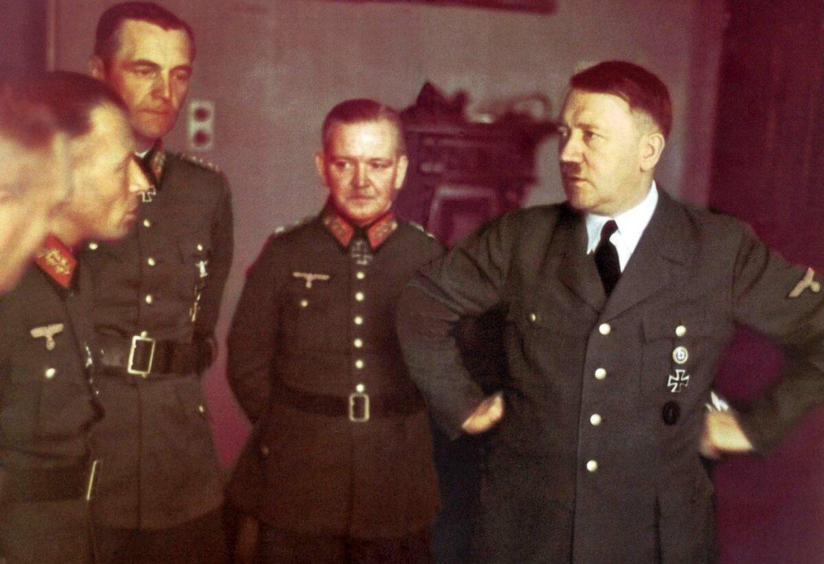 Безжальна германізація або коли Гітлер вирішив напасти на СРСР?