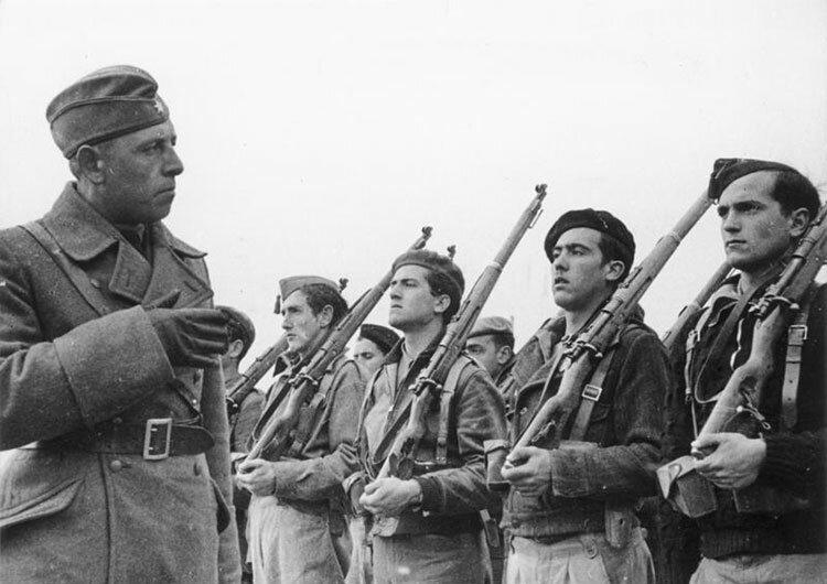 Чому Іспанія відмовила Гітлеру?
