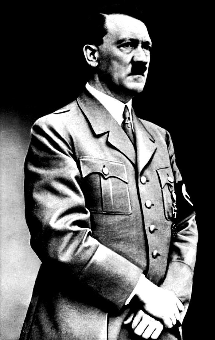 Якби Гітлер переміг у 2-ой світовій війні.