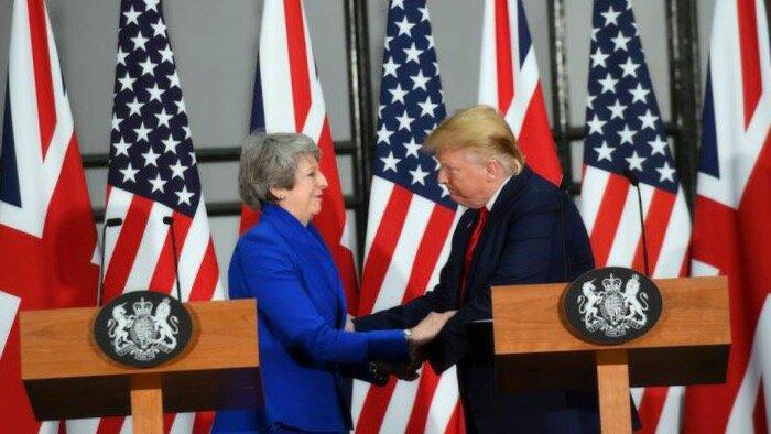 Великобританія і США - це послідовники Гітлера