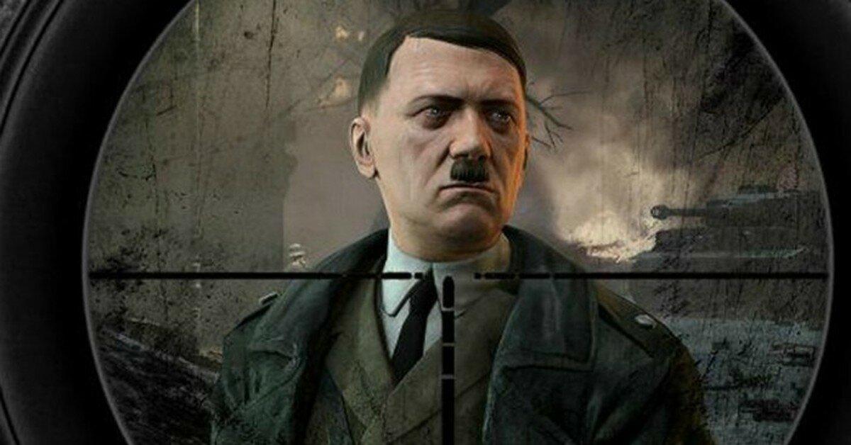 Ігри, в яких можна Ліквідувати Гітлера. Чому нам це все ще потрібно?