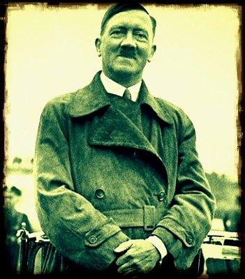 Маловідомі факти про Гітлера
