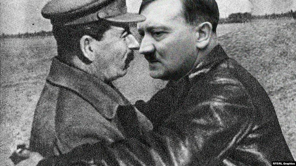 У чому подібність комуністів і нацистів