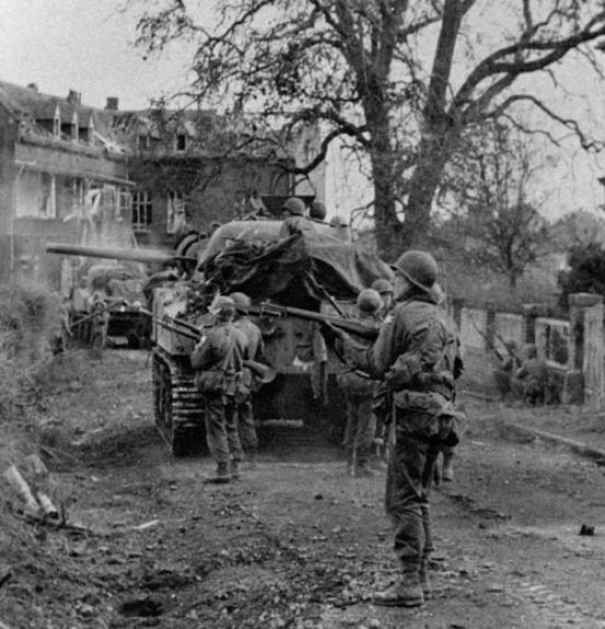 Чому солдати вермахту були невисокої думки про солдатів з США.