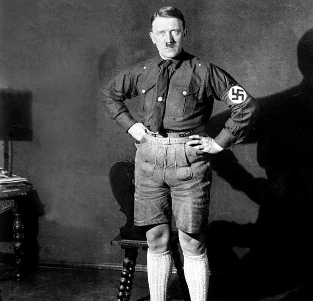 Як Гітлеру сказали, що він диявол...