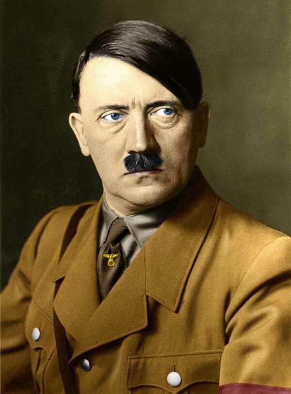 Анекдоти про Гітлера.