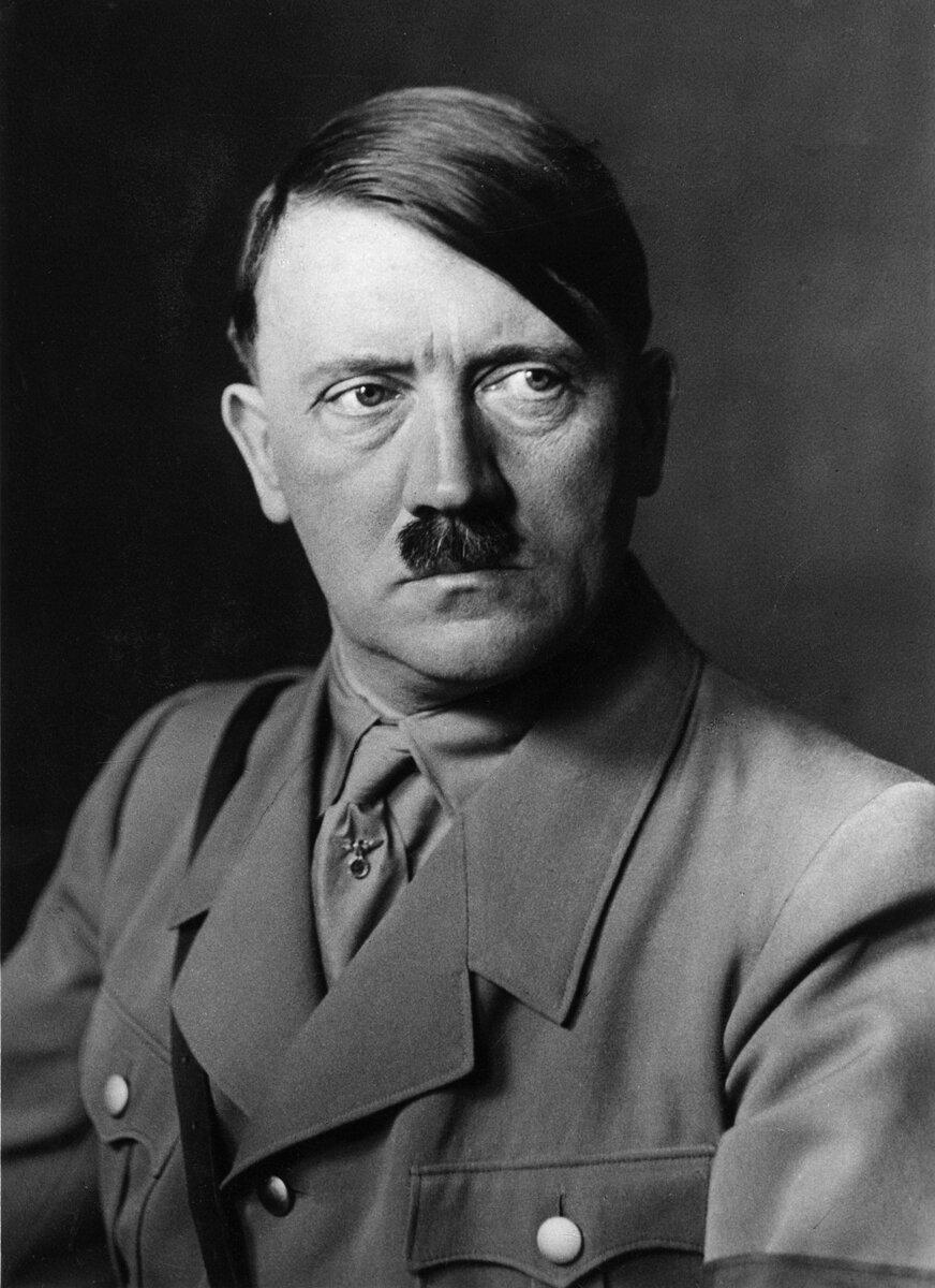 Найближчі родичі Адольфа Гітлера.