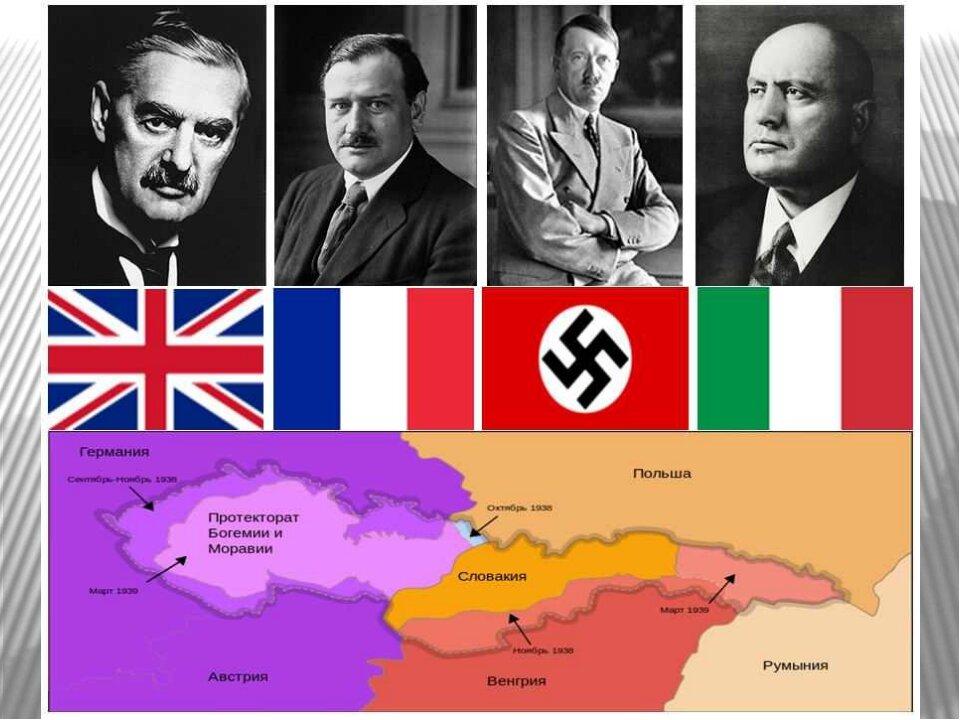 Сьогодні підписано Мюнхенську змову. Як гітлерівські союзники надійшли з незалежної Чехословаччиною та її Президентом?
