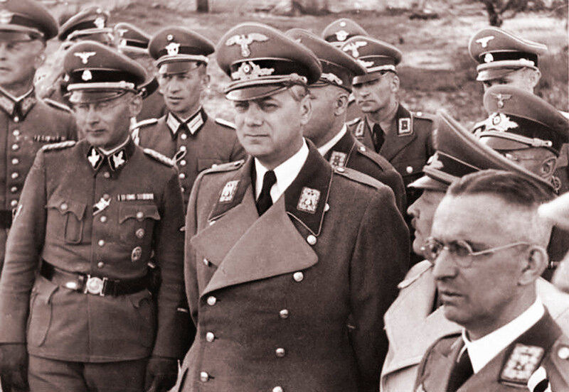 Ким були лідери Третього рейху до свого злету?