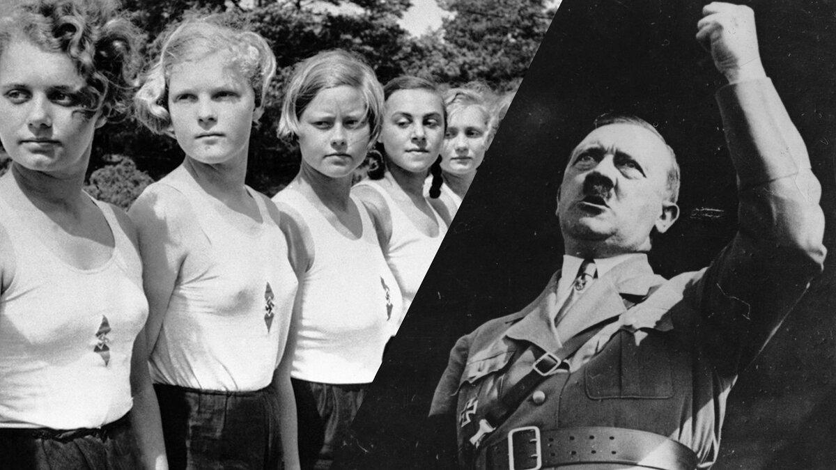 Чиста кров Третього Рейху: багатоженство, шлюби з мертвяками і стерилізація.