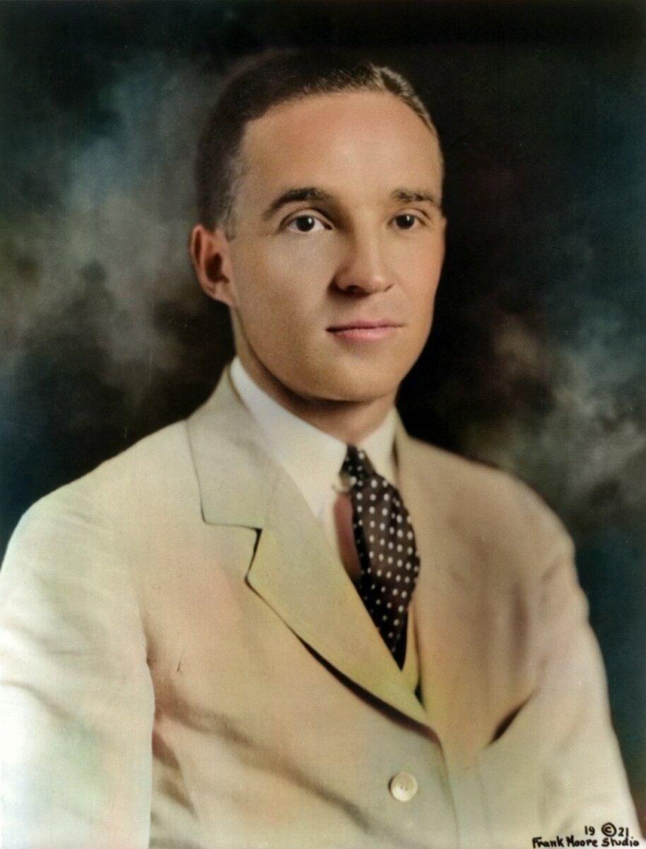 """Загадковий кореспондент """"П. М."""" про сприяння Форда нацистам."""