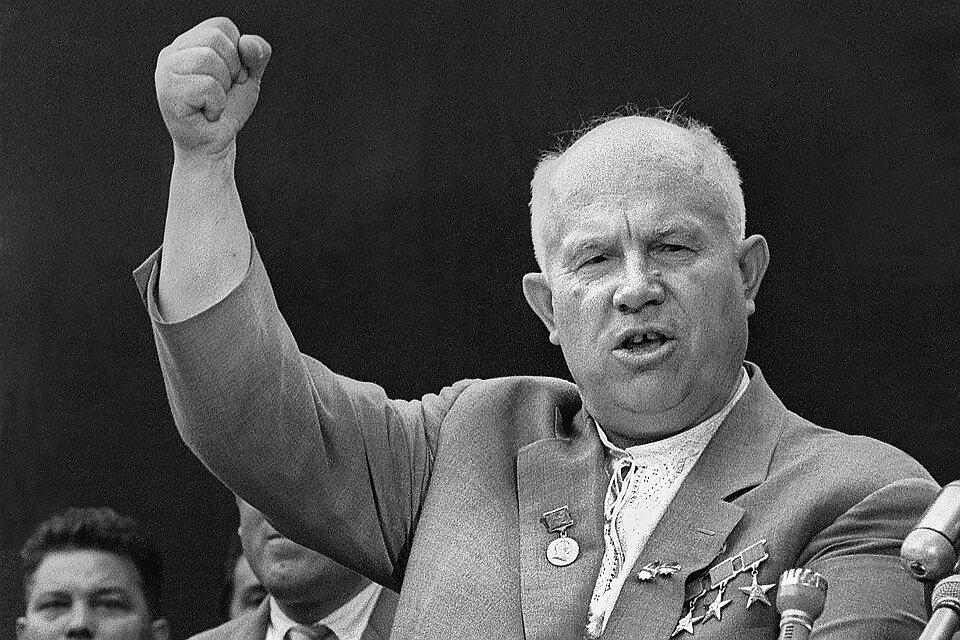 Чому Хрущов найголовніший злочинець за всю історію СРСР?