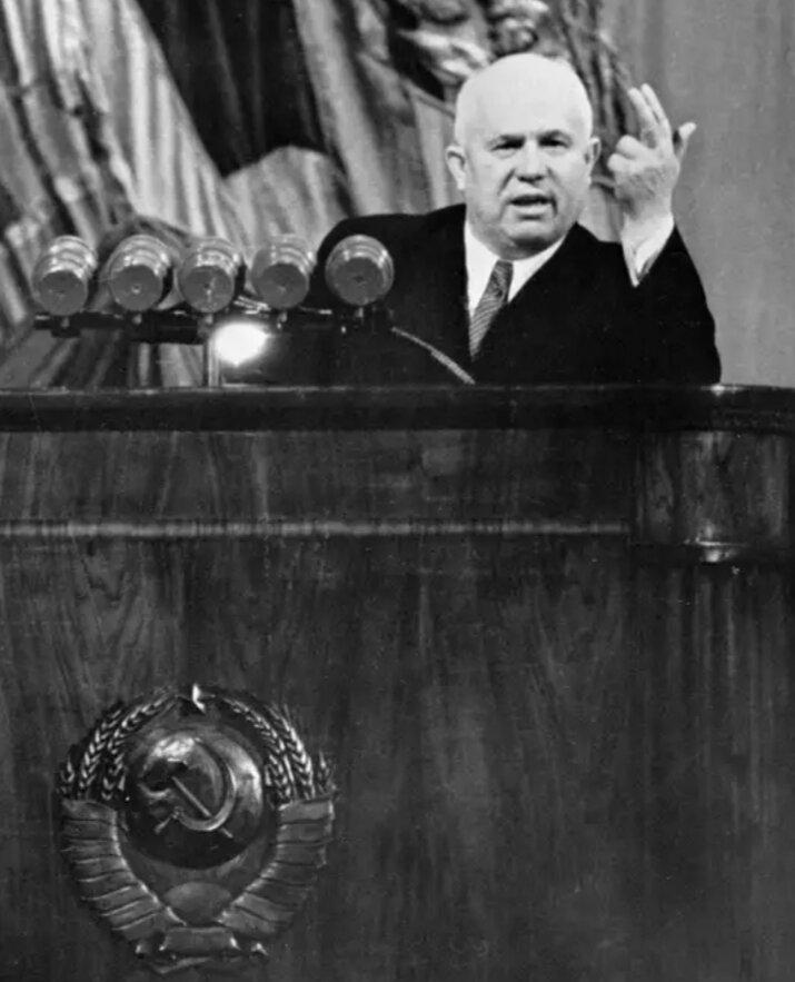 Чому Хрущов обмовив Сталіна