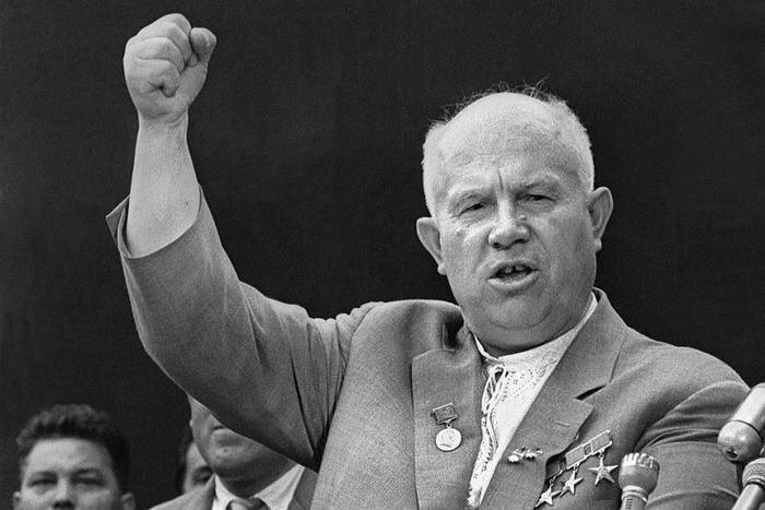 Як Хрущов помстився Сталіну за страту свого сина