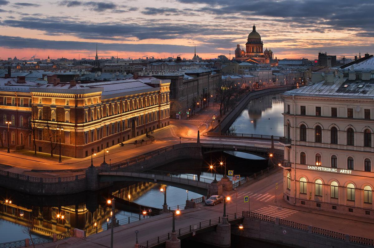 Чому Санкт-Петербург жахливий місто