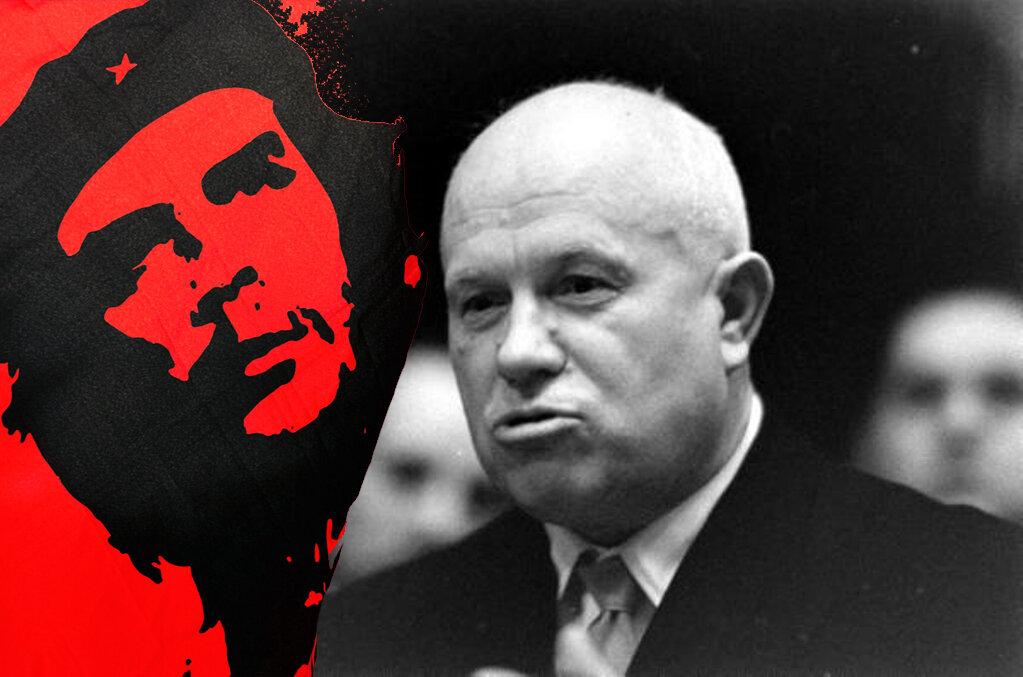 У чому Че Гевара звинувачував Хрущова і радянську владу?