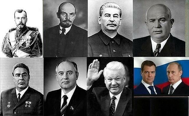 Путін, Сталін, Микола II - хто кращий правитель Росії?