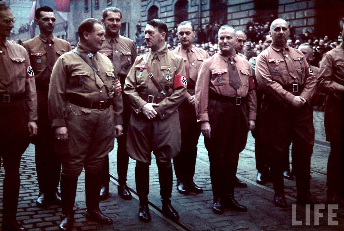 Гітлер можливо залишився живим!