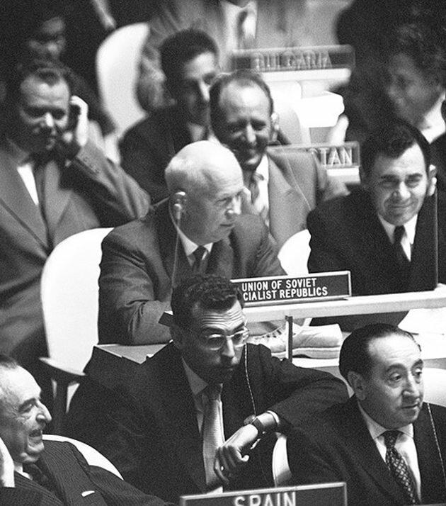 Найбільш скандальні вчинки Хрущова