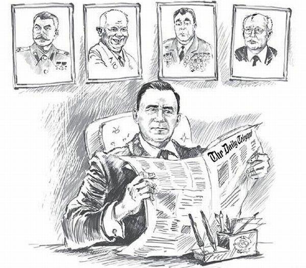 Андрій Громико: геній дипломатії або посередність? Роль перша: вірний бульдог Хрущова.