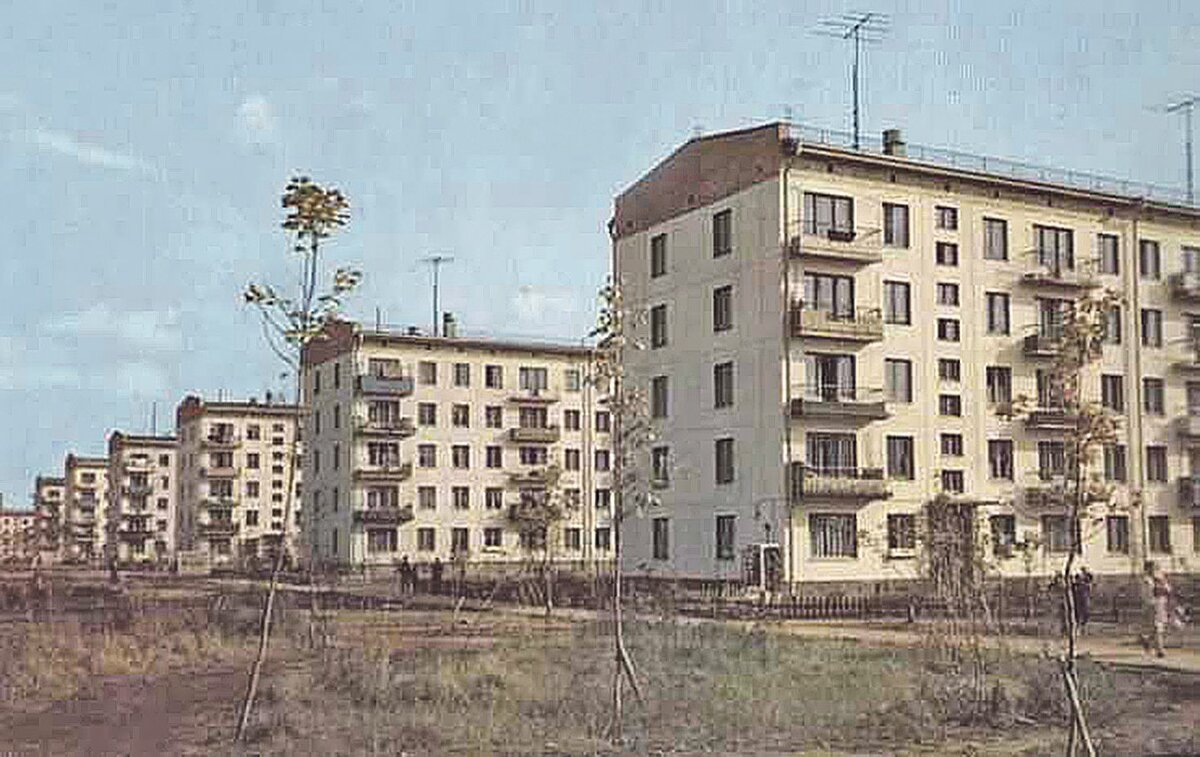 Цікаві факти про радянських п'ятиповерхівках