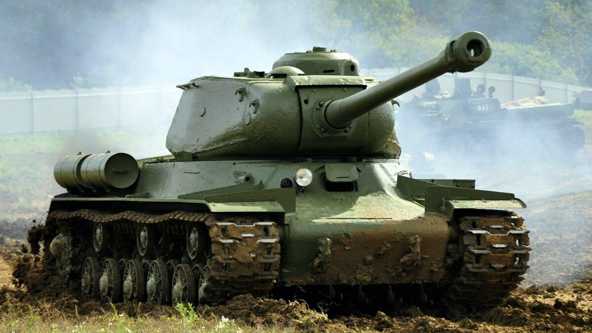 Об'єкт 279 – танк з чотирма гусеницями схожий на НЛО, який відкинув Хрущов.