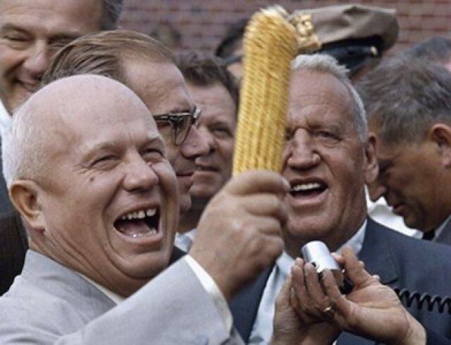 Як Хрущова прийняли за жінку і що з цього вийшло