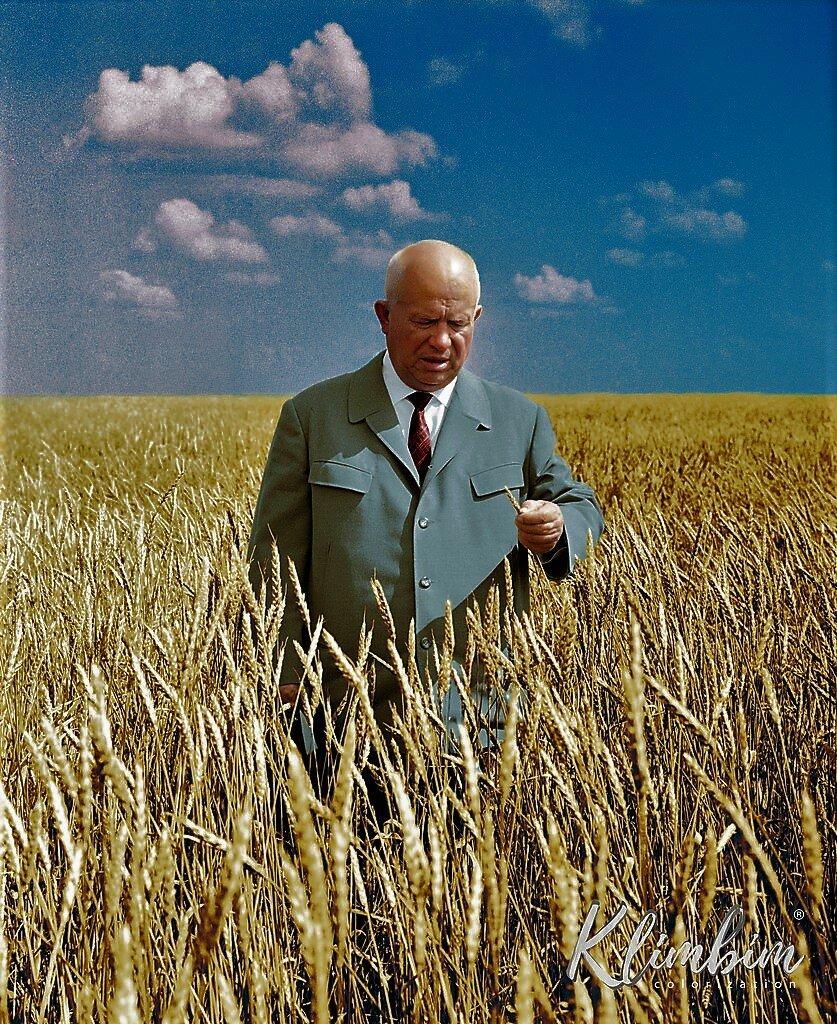 Крилаті фрази Хрущова. Страх перекладача і унікум політики