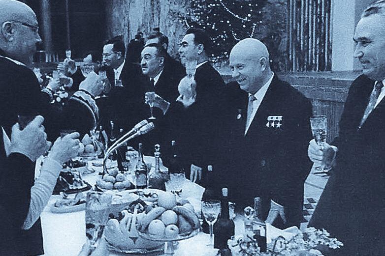 Який алкоголь пили радянські керівники