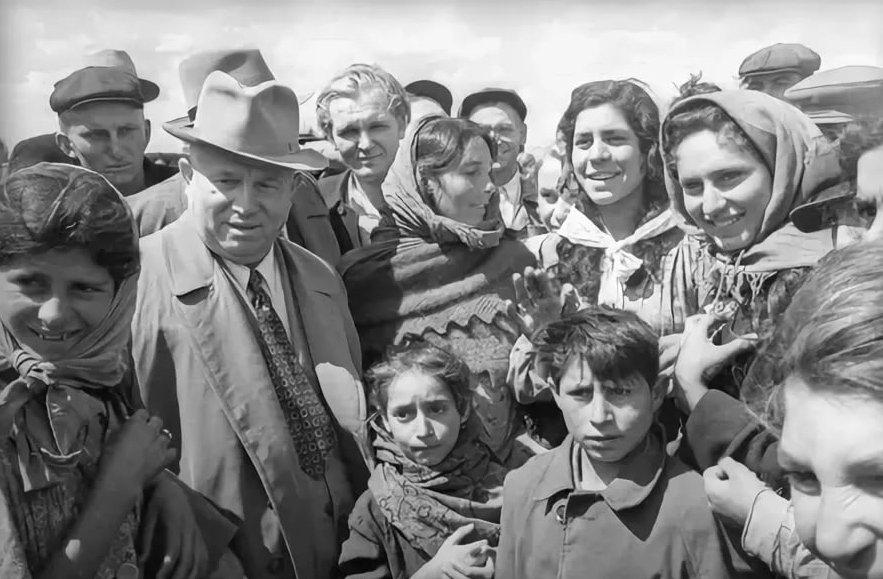 Хрущовська відлига або як СРСР став більш вільним
