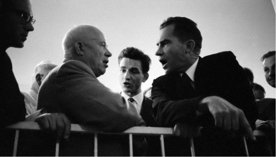 Хрущов або Ніксон: хто переміг на кухонних дебатах?
