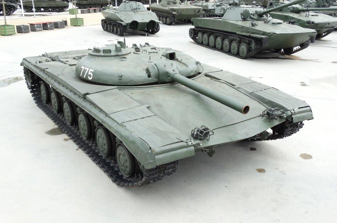 Об'єкт 775 (СРСР). Незвичайний низький ракетний танк