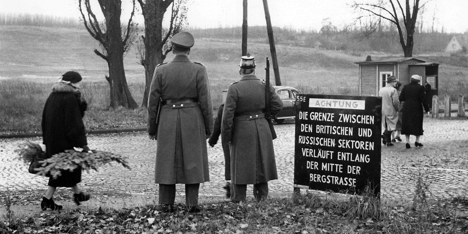 Як і навіщо в 1961 р. була побудована Берлінська стіна