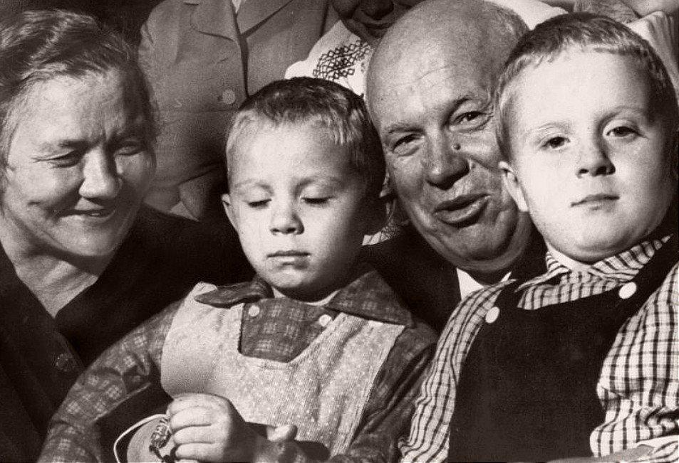 Кремлівські сім'ї: як склалася доля дітей Н. С. Хрущова