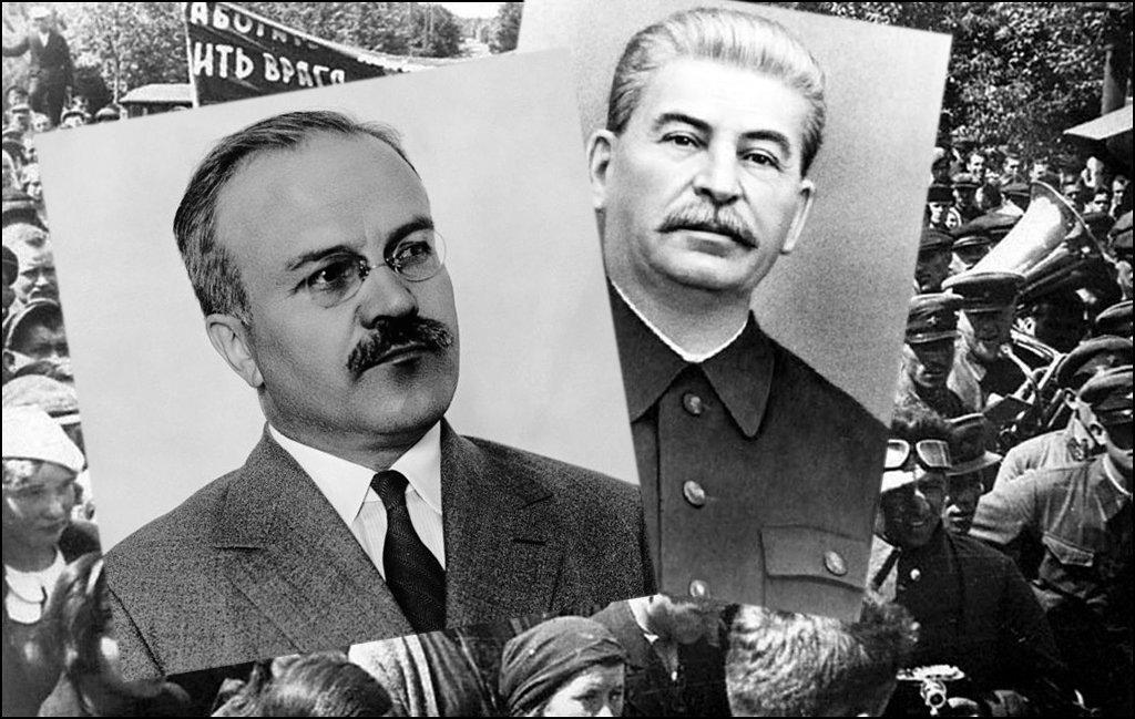 Чому не Сталін?