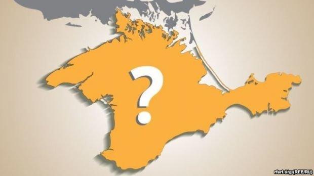 Україна отримала Крим за примхою Хрущова