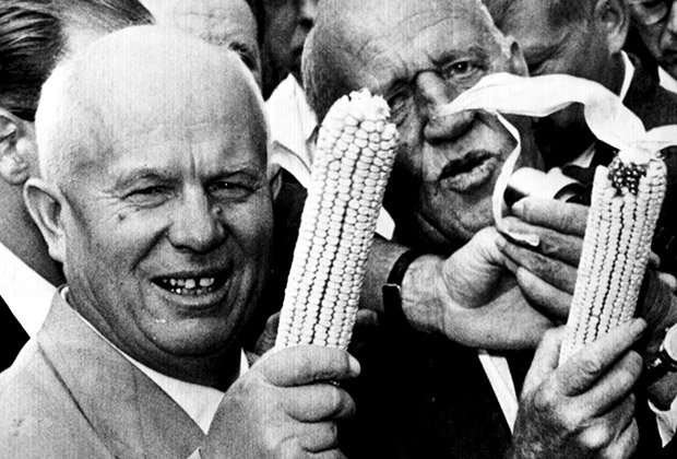 Кукурудза і Хрущов