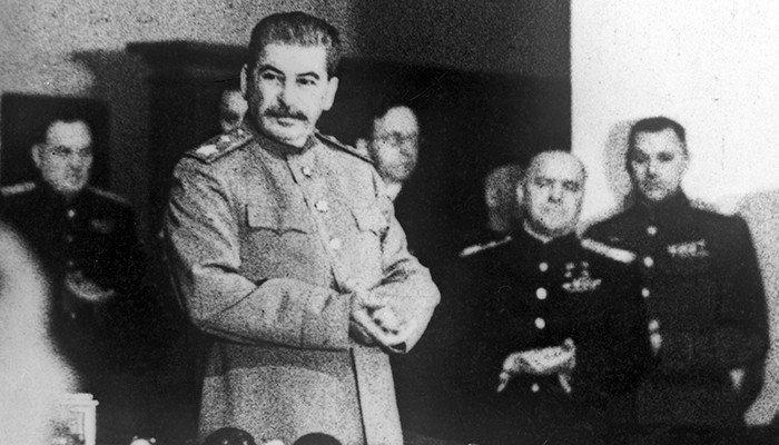 Час після відходу Сталіна