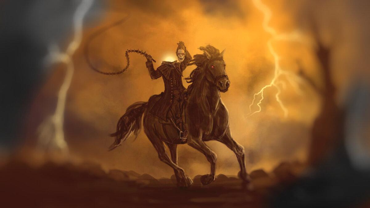Вісник смерті: легенда про Дуллахане