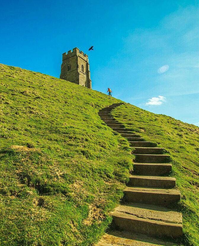 Абатство Гластонбері: стежкою легенд і переказів