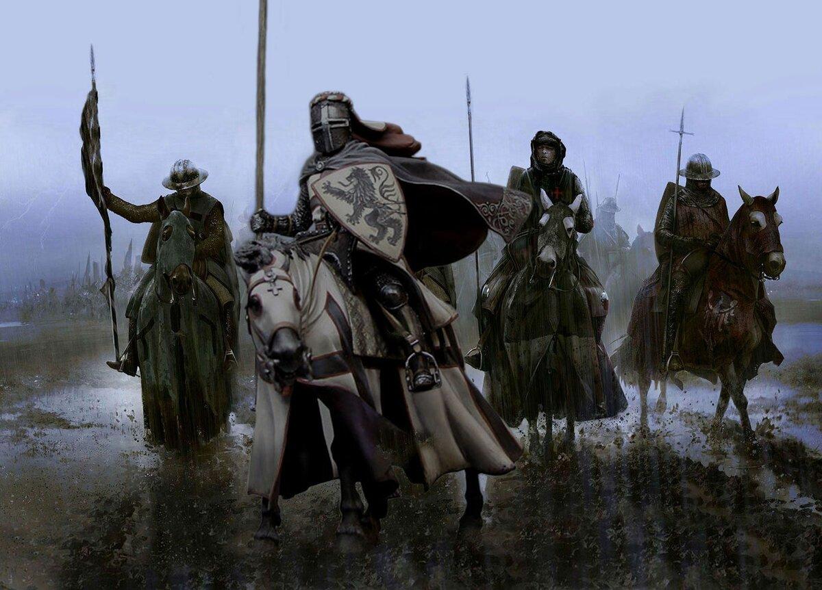 Для чого лицарям потрібен був герб