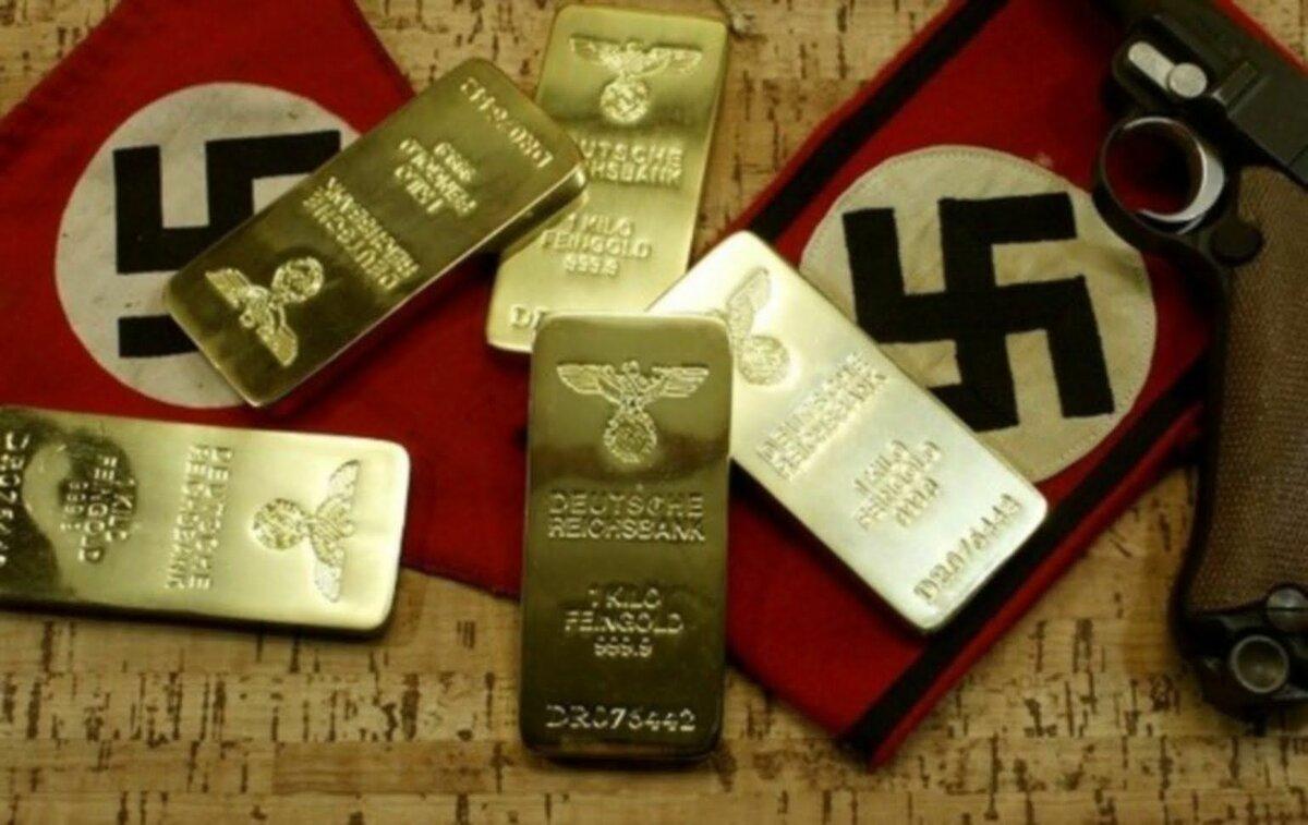 Таємниця багатств Гітлера